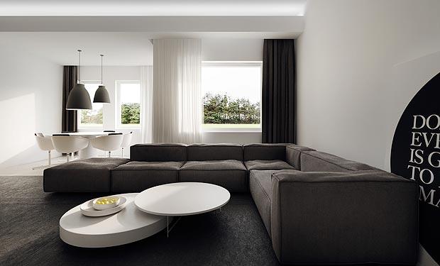 Интерьеры квартир фото минимализм