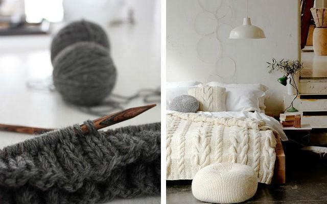 πλέξιμο και διακόσμηση