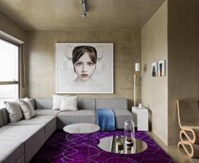 Villa Leopoldina. Ένα άνετο στούντιο 70 τετραγωνικών