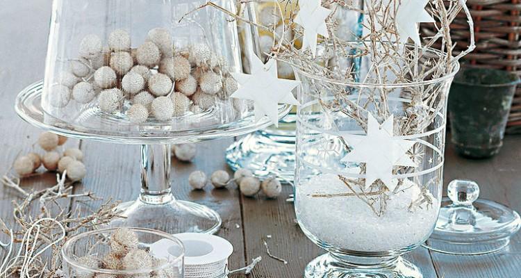 Χριστουγεννιάτικες ιδέες διακόσμησης