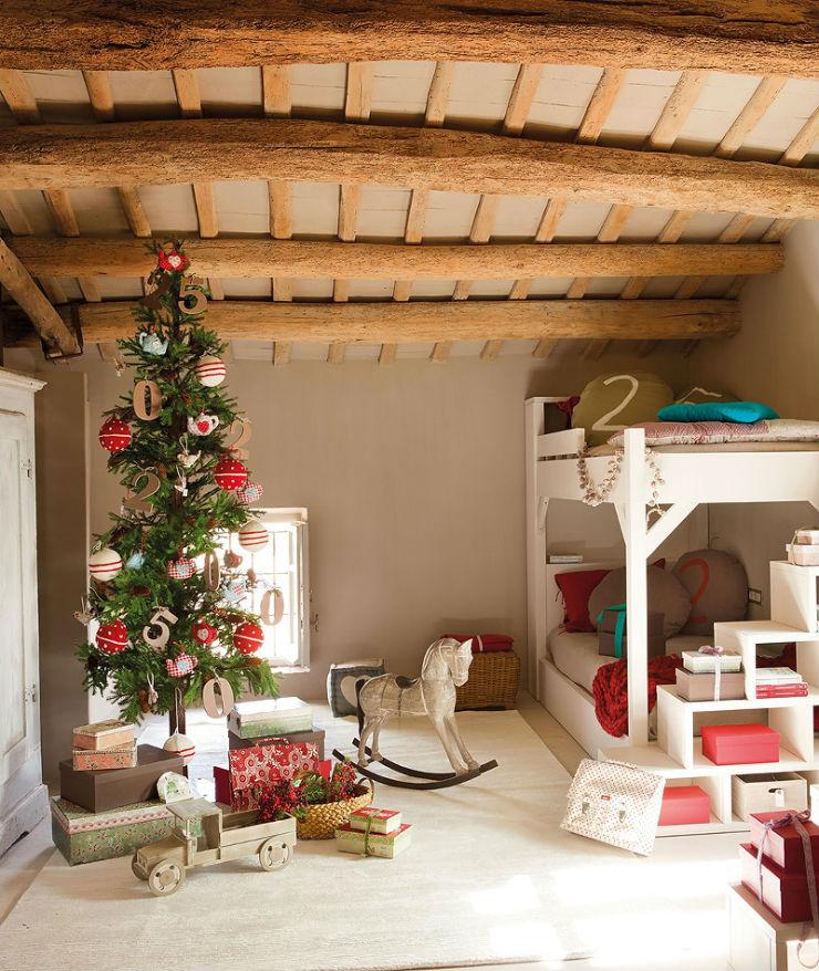 παιδικό χρισοτυγεννιάτικο δένδρο