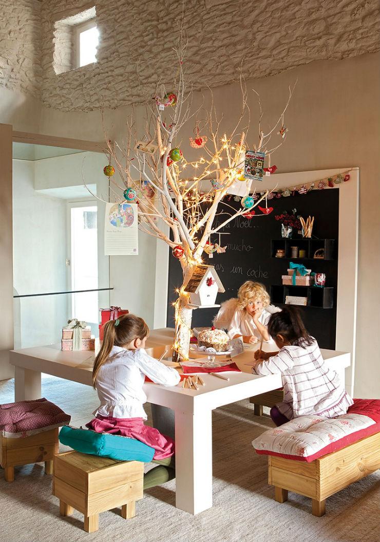 χριστουγεννιάτικες ιδέες για παιδιά