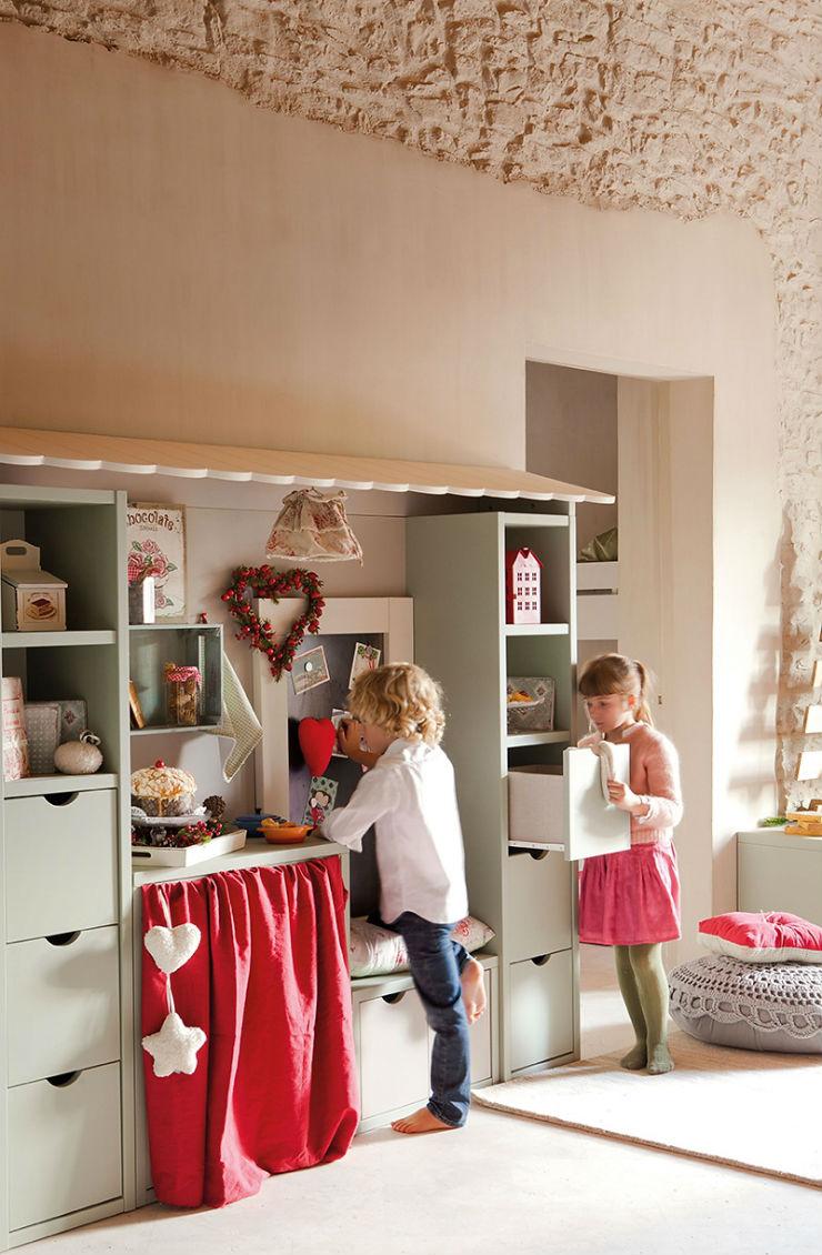 Συνθέσεις για παιδικό δωμάτιο