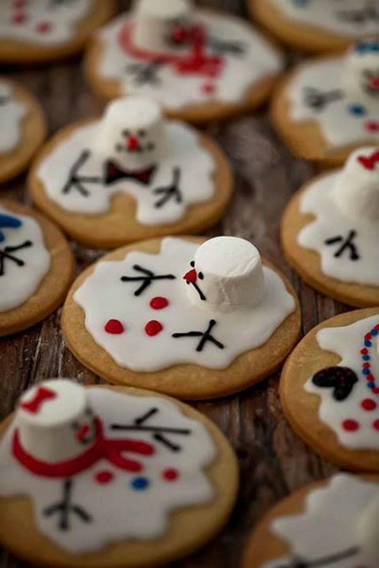 Μπισκότα για την Πρωτοχρονιά