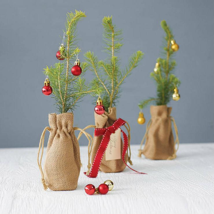 χριστουγεννιάτικα δένδρα. Κατασκευές