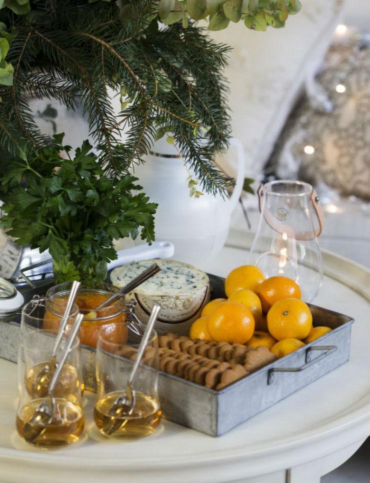 Χριστουγεννιάτικες ιδέες σερβιρίσματος