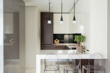 μικρές κουζίνες, μικροί χώροι, μεγάλες ιδέες