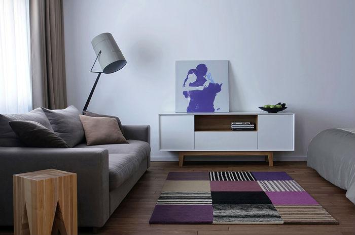Ένα όμορφο δυάρι διαμέρισμα