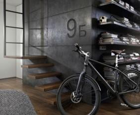 loft-διαμέρισμα