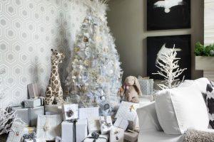 Διακόσμηση: Λευκά Χριστούγεννα