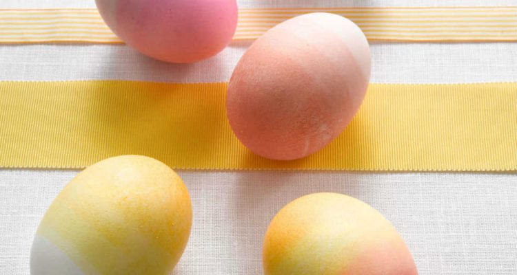 ιδέες για πασχαλινά αυγά