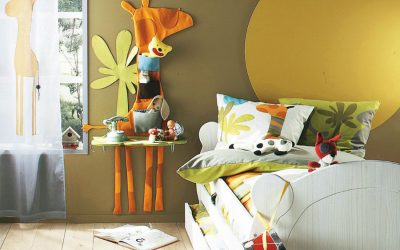 Ιδέες και μικρές συμβουλές για ένα όμορφο και ασφαλές παιδικό δωμάτιο. Τι να προσέξεις κατά το σχεδιασμό και την επιλογή των επίπλων.