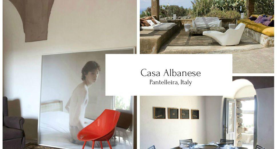 Casa Albanese: μια υπέροχη, πετρόκτιστη καλοκαιρινή κατοικία στην Pantelleira της Ιταλίας
