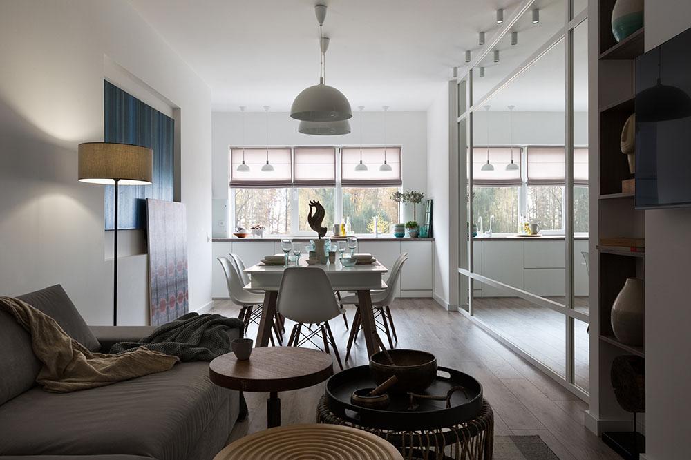 παράθυρο στην κουζίνα