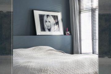 Ιδέα διακόσμησης: Ο τοίχος πίσω από το κρεβάτι